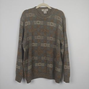 Vintage Pronto Uomo Made in Italy Sweater Size L